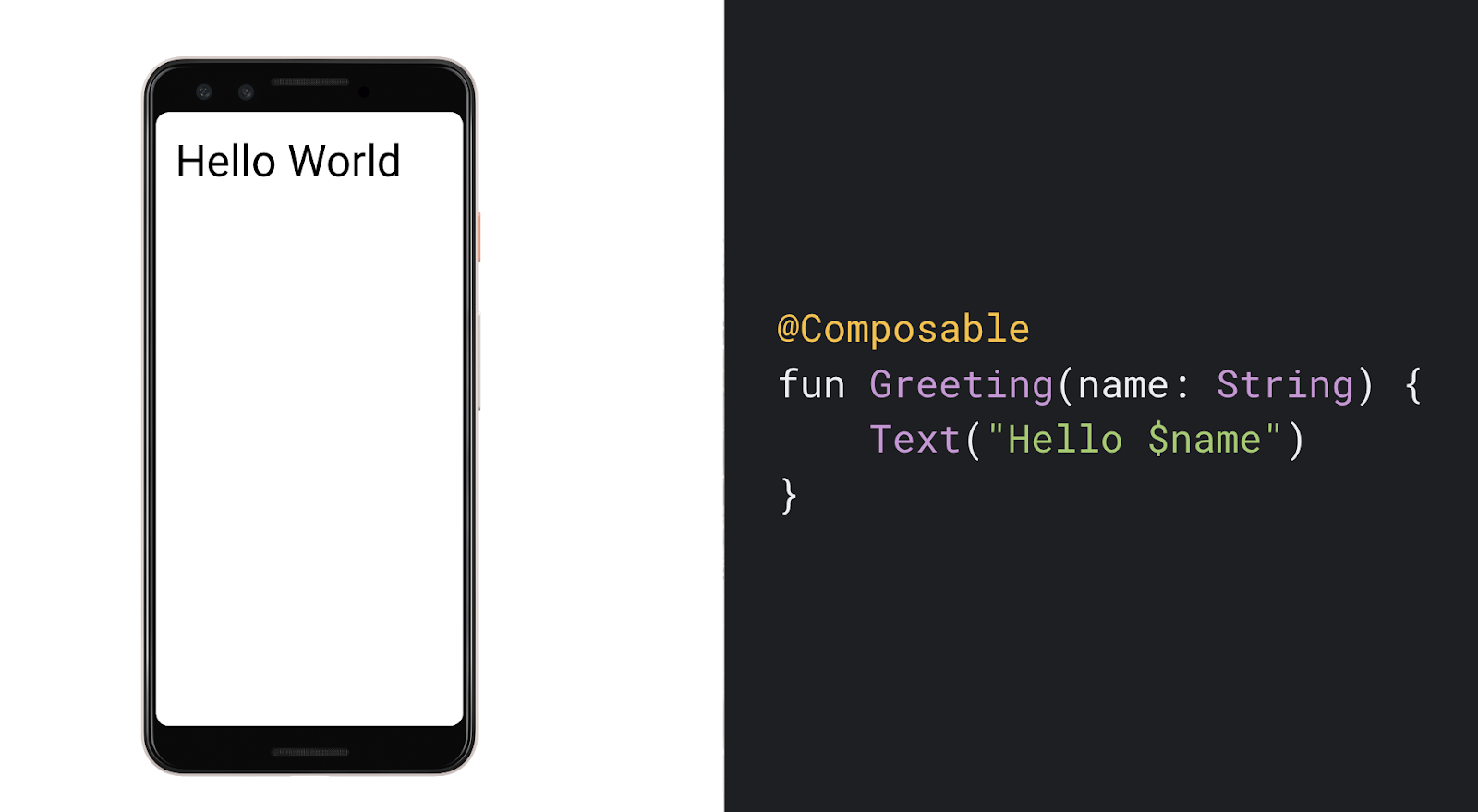 Android Jetpack Compose Review