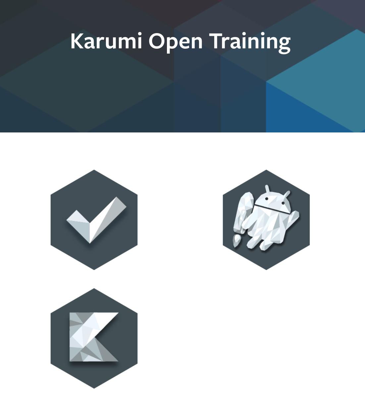 New Open Training Season - Q2 2019