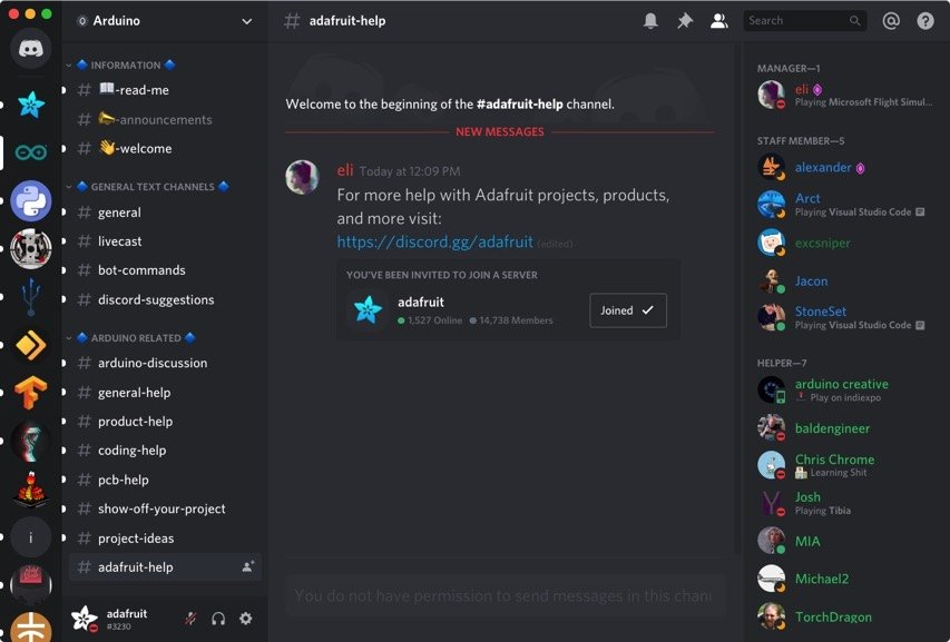 Is there a active discord server for kotlin?