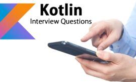 Kotlin for Interviews series